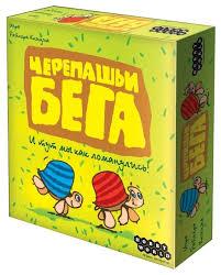 <b>Настольная игра</b> HOBBY WORLD <b>Черепашьи бега</b> — купить по ...