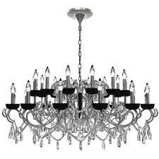 detailed beaded chandelier 3d model c4d max obj 3ds fbx