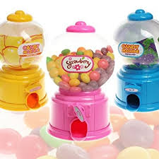 Vending Machine Piggy Bank Gorgeous Qiyun Mini Candy Gumball Dispenser Vending Machine Coin Money Saving