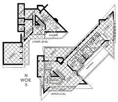 Frank Lloyd Wright  Kraus Residence Floor Plan  Remiss63  FlickrFrank Lloyd Wright Floor Plan