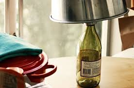 5 Clever Ways to Repurpose Empty Wine Bottles « Food Hacks Daily ...