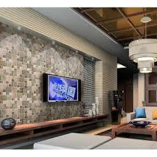 glass mosaic wall tiles natural stone mixed crystla glass tile stone mosaic tile designs wallpaper tv