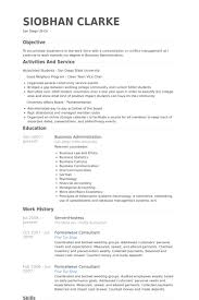 Server Hostess Resume Samples Visualcv Resume Samples Database