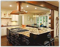 kitchen island table bination