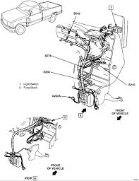 my 1994 chevy silverado started blowing the parking lights dash chevy 350 engine wiring harness at 1998 Chevy Silverado Wiring Harness