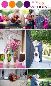 gorgeous wedding colors september 1000 ideas about september wedding colors on
