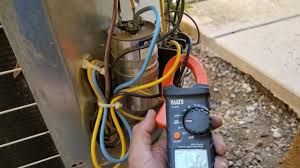 How To Check Amperage On Compressor And Fan Motor