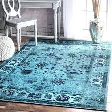nuloom overdyed rugs vintage rug blue review