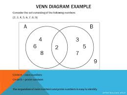 And Or Venn Diagram Sets Venn Diagrams Probability Ppt Download