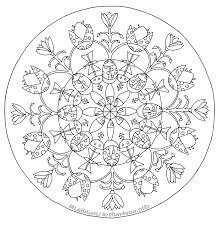Kleurplaten Lente Mandala Krijg Duizenden Kleurenfotos Van De Beste