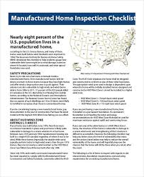 list of home inspection items home inspection checklist template 9 free pdf documents download
