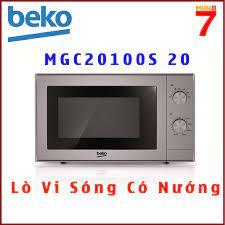 Lò Vi Sóng BEKO MGC20100S 20 Lít, Giá tháng 4/2021