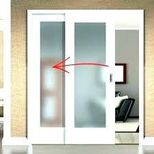 sliding glass door panels three panel sliding door 3 panel sliding closet doors bypass barn door