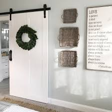 i hope you enjo this post of our master bedroom barn door reveal the benefits of having a barn door in your home can be for so many reasons