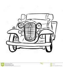 Cool car drawings for sale pictures inspiration wiring diagram vintage car drawing drawing of old vintage