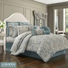 donatella comforter set teal
