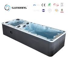 china ce approved luxury combo hot tub above ground pool china above ground pool pool