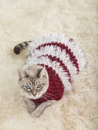 11 fuzzy holiday sweater