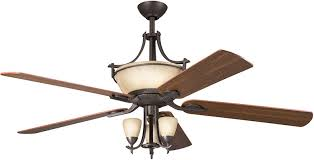 mission style ceiling fans