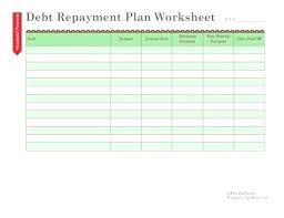 Pay Off Debt Spreadsheet Free Debt Snowball Excel Club On Credit
