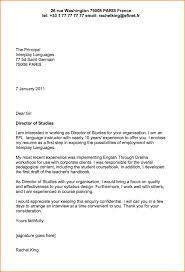 Ideas Collection Preschool Teacher Cover Letter Enom Warb Fantastic