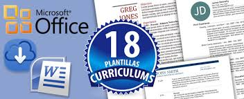Formatos De Curriculum Vitae En Word Gratis 18 Plantillas Editables Curriculums Formato Word Magical