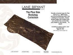 Lane Bryant Unveils New Plus Size Body Bag Collection Just