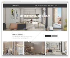 Small Picture Best WordPress Themes for Architects and Architectural Firms 2017