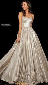 Unique one shoulder dresses of different colors ideas Infinity Sherri Hill 52959 Peaches Boutique Prom Dresses 2019 Unique Prom Gowns Peaches Boutique
