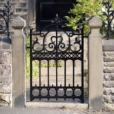 Small Picture Garden Lowes Garden Gates With Exquisite Garden Fencing Home