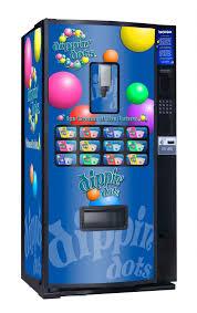 Dippin Dots Vending Machine Beauteous Equipment Graphics Dana Knudsen's Portfolio