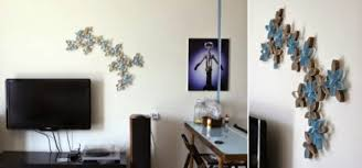 simple wall decorating ideas simple amp creative wall decoration idea from waste paper interestings best ideas