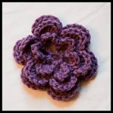 Knitted Flower Pattern New Decorate Your Room With The Knitted Flowers Thefashiontamer