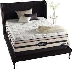 beautyrest pillow. SIMMONS Beautyrest - Black Brooklyn Plush Firm Pillow Top Twin XL E