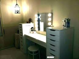 mirrors with lights makeup mirror vanity lighted image light ikea bathroom cabinet eleg vanity mirror