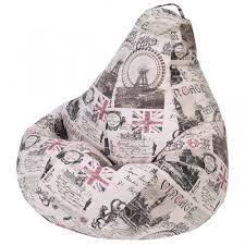 Купить <b>Кресло</b>-<b>мешок DreamBag</b> Челси <b>XL</b>. Доставка Москва и ...