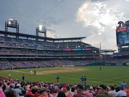 Phillies Field Seating Chart Citizens Bank Park Section 110 Home Of Philadelphia Phillies