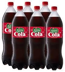 Купить Газированный <b>напиток Holiday</b> Cola, <b>1.5</b> л, 6 шт. по ...