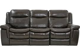 rooms to go sofa brown leather power plus reclining sofa sofas with regard to rooms go