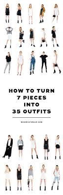best ideas about multiple outfits capsule this new brand has virtually everything your wardrobe needs
