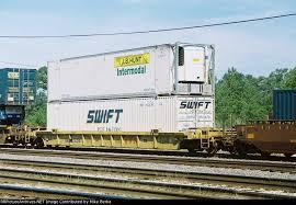 Jb Hunt Intermodal J B Hunt And Swift Intermodal