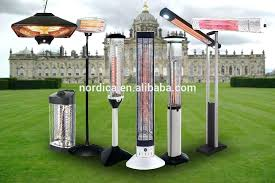 electric patio heater ceiling mounted terracotta patio heater electric outdoor heater infrared