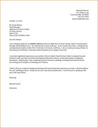 Internship Application Letter Letter Format For Internship Application Best Cover Sample