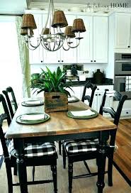 hand painted table tops ideas chalk paint kitchen best tables glass