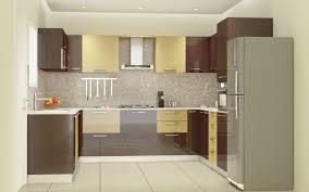 Modular Kitchen Designs 4 Ways To Go Glossy Homelane Blog Coloured