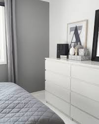 Ikea 'Malm' dressers @ritavalstad | Bedrooms in 2019 | Ikea bedroom ...