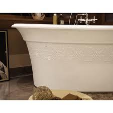 Maax Bath Tub Ella Embossed Design 6636