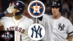 Houston Astros vs. New York Yankees ...