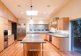 Birch Wood Kitchen Cabinets Maple Cabinets Stained In A Rich Grey Tone By A Charcoal Stained