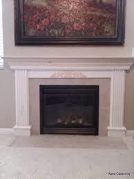 mantel decorating ideas rukle interior elegant fireplace with fascianting big art picture frame and chic